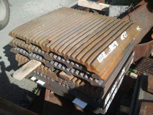 Плита дробящая смд-108