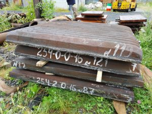 плиты дробящие см-741 смд-741