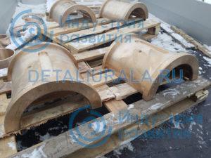 Вкладыш бронзовый СМД-111