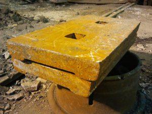 Плита Смд-85а ч.386-11-0-1