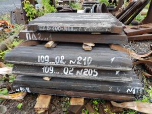 плита дробящая смд-109